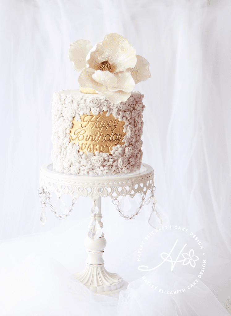 Blush and gold birthday cake, blush birthday cake, blush wedding cake, light pink birthday cake, pink and gold wedding cake, elegant cakes, luxury cake, blush and gold wedding cake, girls birthday cake